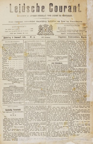 Leydse Courant 1889-01-05