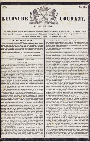 Leydse Courant 1879-06-21