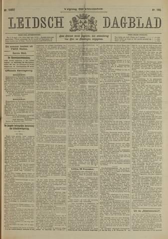 Leidsch Dagblad 1911-12-29
