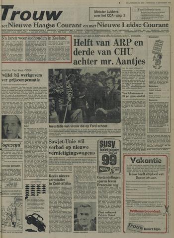 Nieuwe Leidsche Courant 1975-09-24