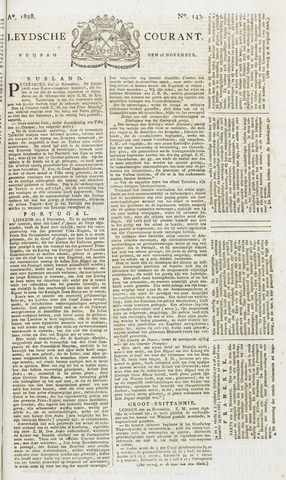 Leydse Courant 1828-11-28