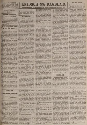 Leidsch Dagblad 1920-07-13