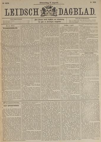 Leidsch Dagblad 1896-04-07