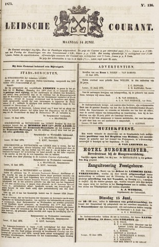 Leydse Courant 1875-06-14