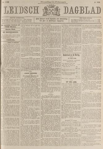 Leidsch Dagblad 1916-02-14