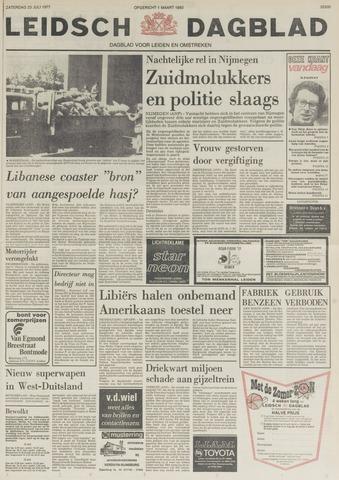Leidsch Dagblad 1977-07-23