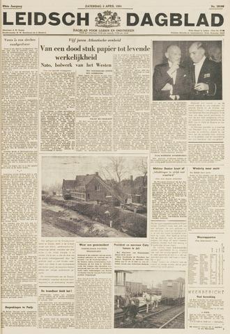Leidsch Dagblad 1954-04-03