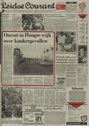 Leidse Courant 1989-02-13