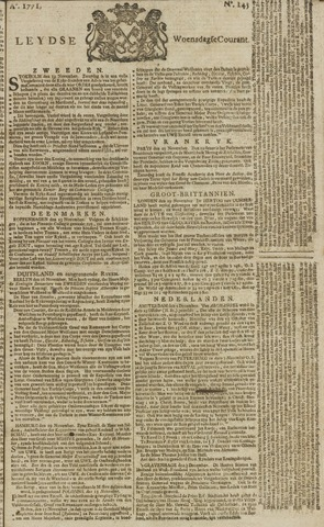 Leydse Courant 1771-12-04