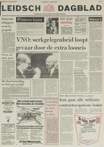 Leidsch Dagblad 1979-01-09