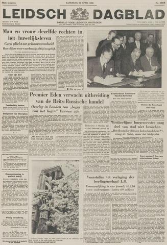 Leidsch Dagblad 1956-04-28