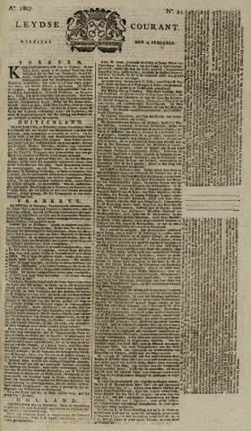 Leydse Courant 1807-02-25