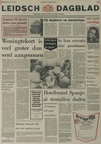 Leidsch Dagblad 1979-07-12