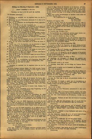 Handelingen van de Raad 1893-09-05