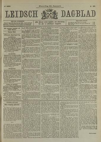 Leidsch Dagblad 1911-01-21