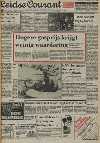 Leidse Courant 1981-10-01