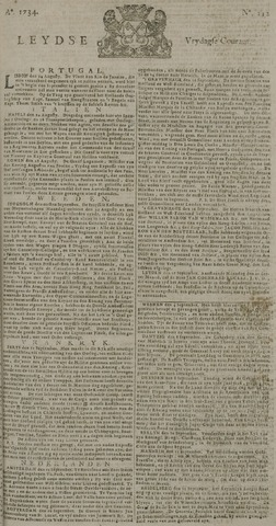 Leydse Courant 1734-09-17
