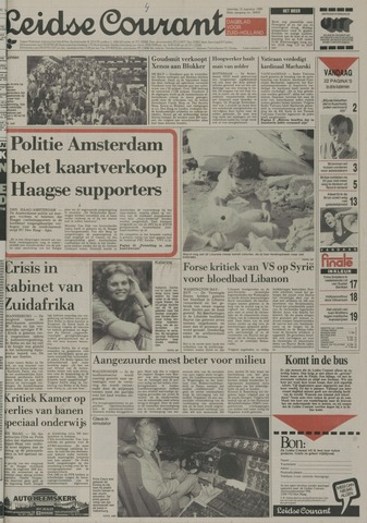 Leidse Courant 1989-08-12