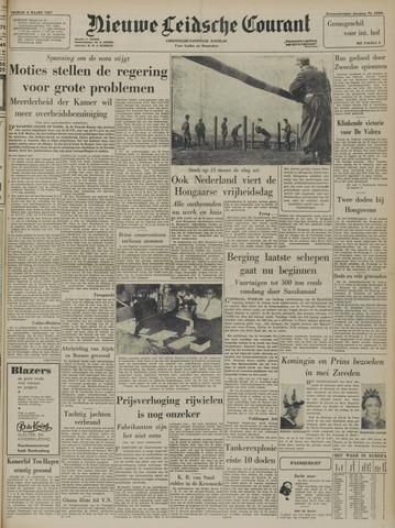 Nieuwe Leidsche Courant 1957-03-08