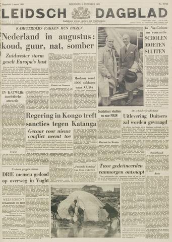 Leidsch Dagblad 1962-08-08