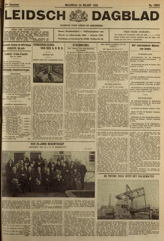 Leidsch Dagblad 1932-03-14