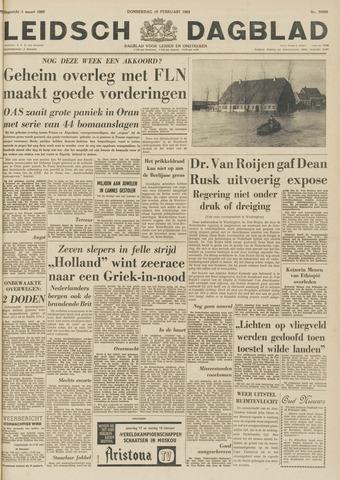 Leidsch Dagblad 1962-02-15