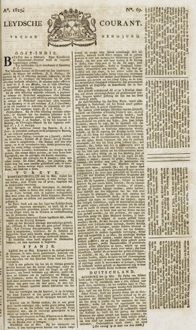 Leydse Courant 1825-06-10