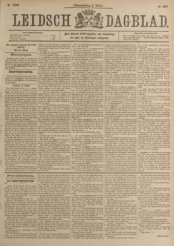 Leidsch Dagblad 1899-05-01