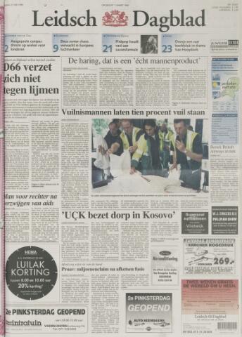 Leidsch Dagblad 1999-05-21
