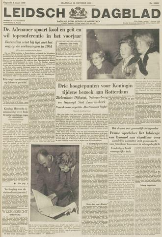 Leidsch Dagblad 1959-10-26