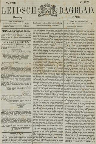 Leidsch Dagblad 1876-04-03