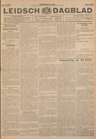 Leidsch Dagblad 1926-06-16