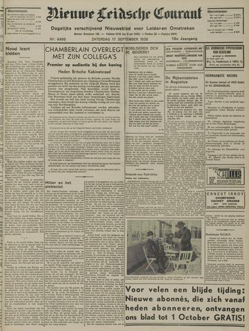 Nieuwe Leidsche Courant 1938-09-17