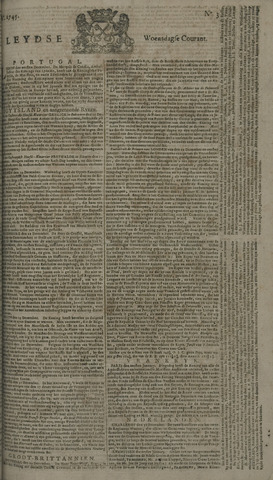 Leydse Courant 1745-01-06