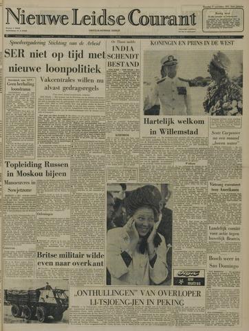 Nieuwe Leidsche Courant 1965-09-27