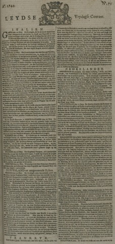 Leydse Courant 1744-06-12