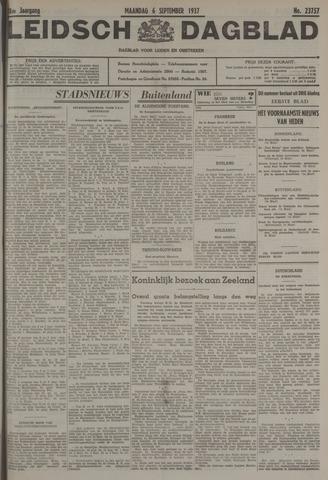 Leidsch Dagblad 1937-09-06