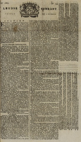 Leydse Courant 1803-11-11