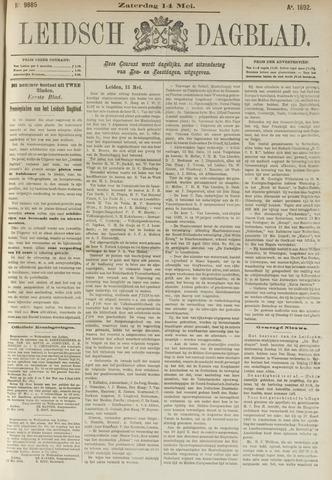 Leidsch Dagblad 1892-05-14