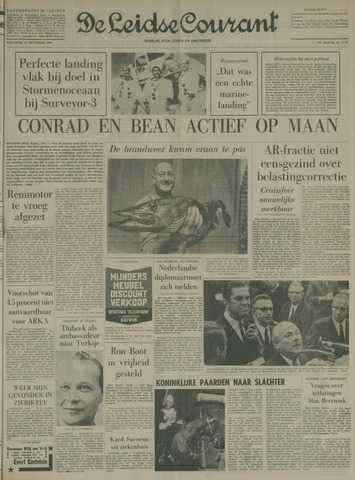 Leidse Courant 1969-11-19