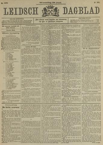 Leidsch Dagblad 1911-06-28
