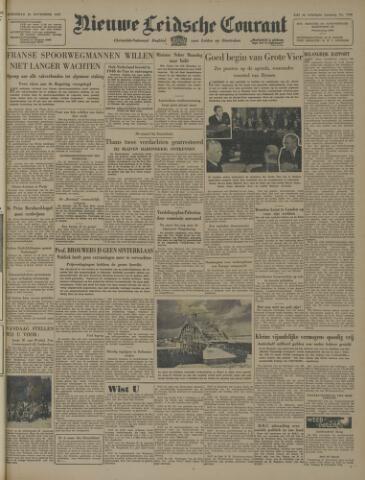 Nieuwe Leidsche Courant 1947-11-26