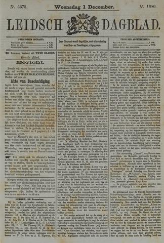 Leidsch Dagblad 1880-12-01