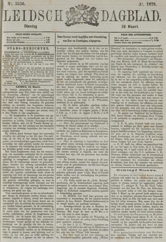 Leidsch Dagblad 1878-03-26