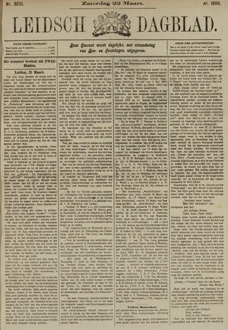 Leidsch Dagblad 1890-03-22