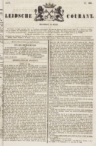 Leydse Courant 1873-07-14