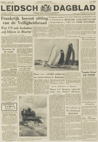 Leidsch Dagblad 1961-07-29