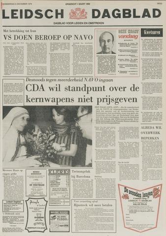 Leidsch Dagblad 1979-12-06