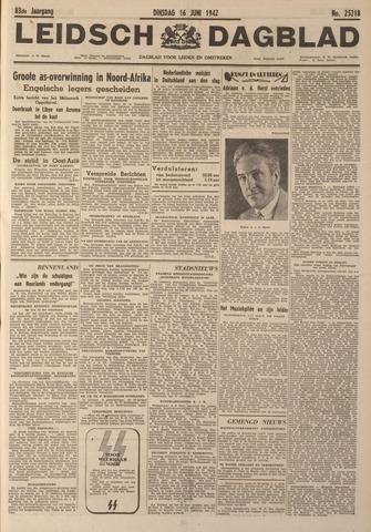 Leidsch Dagblad 1942-06-16