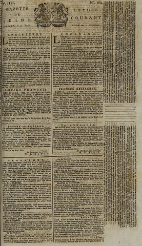 Leydse Courant 1811-08-30